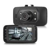 Gravador de vídeo 2016 da câmera do veículo da caixa negra DVR GS8000L do carro