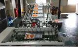 7 séries de carton d'impression ondulée de cadre rainant la machine de découpage