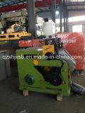 Poliamida/poliéster/Polypropylene/acrílico/fibra de vidro/máquina de estaca fibras sintéticas