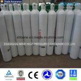 Cilindro de gas de acero de alta presión estándar de la ISO 9809