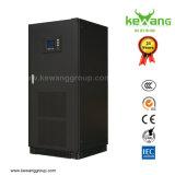 salida trifásica 20kVA 0.9 UPS en línea del factor de potencia