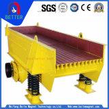 Zsw /Sand-vibrierender Bildschirm der hohen Screening-Leistungsfähigkeits-/Rectilinear/Tailing-Behandlung mit Fabrik-Preis