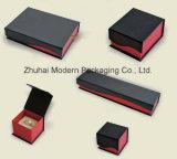 Caixa de empacotamento de /Ring da caixa do presente da jóia do estilo da forma do livro (M00244)