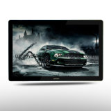 LCD 영상 벽 표시판을 광고하는 22 인치 3G WiFi