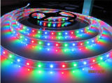 3528 tira flexible del color blanco LED de SMD DC12V