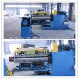 Máquina de estaca de aço da bobina/máquina de Uncoiler