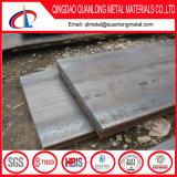 Plaque en acier de construction de bateau/plaque en acier marine