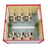 Prefabricated 강철 구조물 기준 20FT 콘테이너 사무실