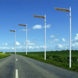 Producto solar brillante estupendo de la energía solar de Lamparas Solares 8W de la luz de calle del LED