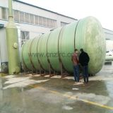 FRPの貯蔵タンクの直径400mm--4000mmの重油の交通機関タンク