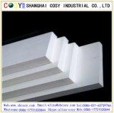 3 mm rígido libre de PVC Junta de espuma de alta densidad para la decoración al aire libre y prensa