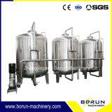 Sistema di purificazione di acqua di osmosi d'inversione per la riga di riempimento della bevanda