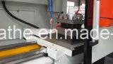 중국 편평한 침대 CNC 스레드 금속 관 선반 (QK1313A)