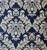 Vinyle Wallpaper avec Damas Flower (53cm*10m 90205)