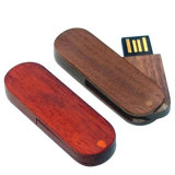 USB Flash Drive de madera con el color de la naturaleza