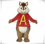 Venda quente do personagem de banda desenhada de Alvin da mascote dos Chipmunks