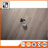 Plancher commercial flexible de vinyle de PVC de chêne européen de résistance d'abrasion