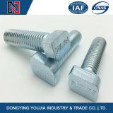 Prix de constructeur OEM modifiant le boulon principal de l'acier inoxydable T avec la noix