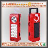 1W懐中電燈が付いている再充電可能な太陽LEDの非常灯、USB (SH-1905)