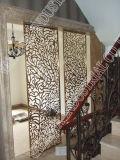 ドアのためのステンレス鋼の管