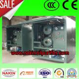 Vakuumtransformator-Öl-Reinigungsapparat, Öl-Filtration-Maschine mit doppelten Stadien