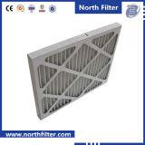 De beschikbare Synthetische Filter HVAC van de Media van de Vezel Geplooide Comité