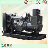 jeux générateurs de puissance insonorisés du moteur diesel 100kw125kVA