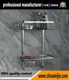 중국에서 2개의 층 코너 바구니 목욕탕 부속품