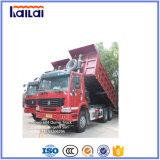 371HP EngneのHOWO Dump Truck Sinotruk 6X4 Dump Truck