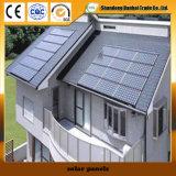 el panel de energía solar polivinílico 255W con eficacia alta