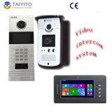Система внутренней связи виллы IP Tyt TCP видео- для франтовской домашней системы