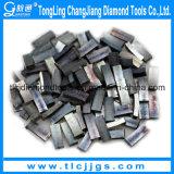 Segments de forage de diamant en béton
