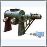 Singola macchina del miscelatore del coltro delle cesoie dell'aratro dell'asta cilindrica per polvere asciutta