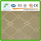 Стекло стекла искусствоа/украшения/кисловочное травленое стекло с Ce & ISO9001