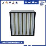 Filter des Nahrungsmittel-u. Getränkeindustrie-hoher Luftstrom-HEPA