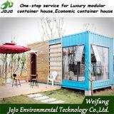 販売のためのプレハブの容器の家(スマートなタイプ、正常なタイプ、贅沢なタイプは、簡単なタイプすべて使用できる)