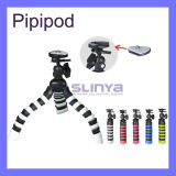 Mini Flexible Camera Tripod para a câmara digital & o SLR (Tripod-852)