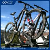 Автомобиль на крыше перевозки велосипедов с переднего колеса Организатор (BC102)