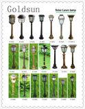 Économie de pouvoir, installation facile, lumière solaire de pelouse, lampe