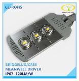 Luz da estrada do diodo emissor de luz do poder superior 150W IP67 para a estrada