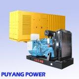 80kVA à l'original diesel refroidi à l'eau du générateur 750kVA de Corée (PFD)