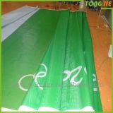 Bandeira do engranzamento da alta qualidade que anuncia (TJ-SM1)