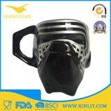 Caneca de café cerâmica do copo de chá de Star Wars da venda quente para barato