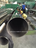 Pipe ornementale d'acier inoxydable (304, 316 ; 316L ; 201)
