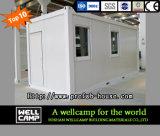 Camera prefabbricata modulare di due piani del contenitore