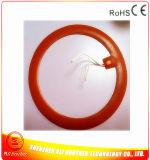 (175-140) подогреватель силиконовой резины подогревателя машины *1.5mm 24V 24W медицинский