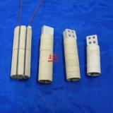 Calentador de aire de cerámica de la bobina