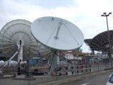 Antena por satélite de forma simples de 6 m, Rx, apenas