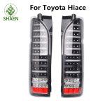 Lumière de queue de voiture à LED de meilleure qualité pour Toyota Hiace