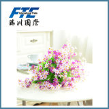 Flores plásticas artificiales de la decoración del hogar/del festival